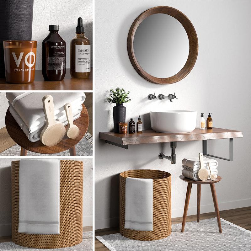 3D bathroom 7
