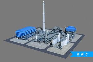 refinery vr ar model