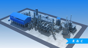 refinery vr ar 3D