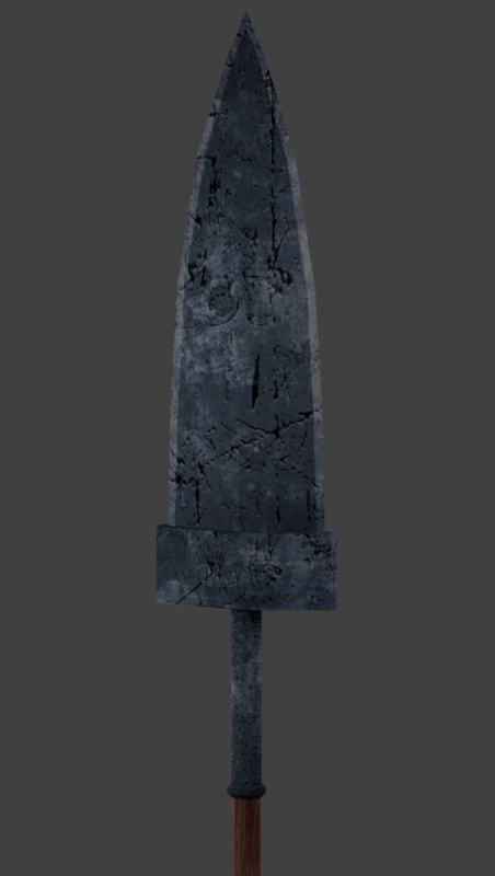 ushio beast 3D model