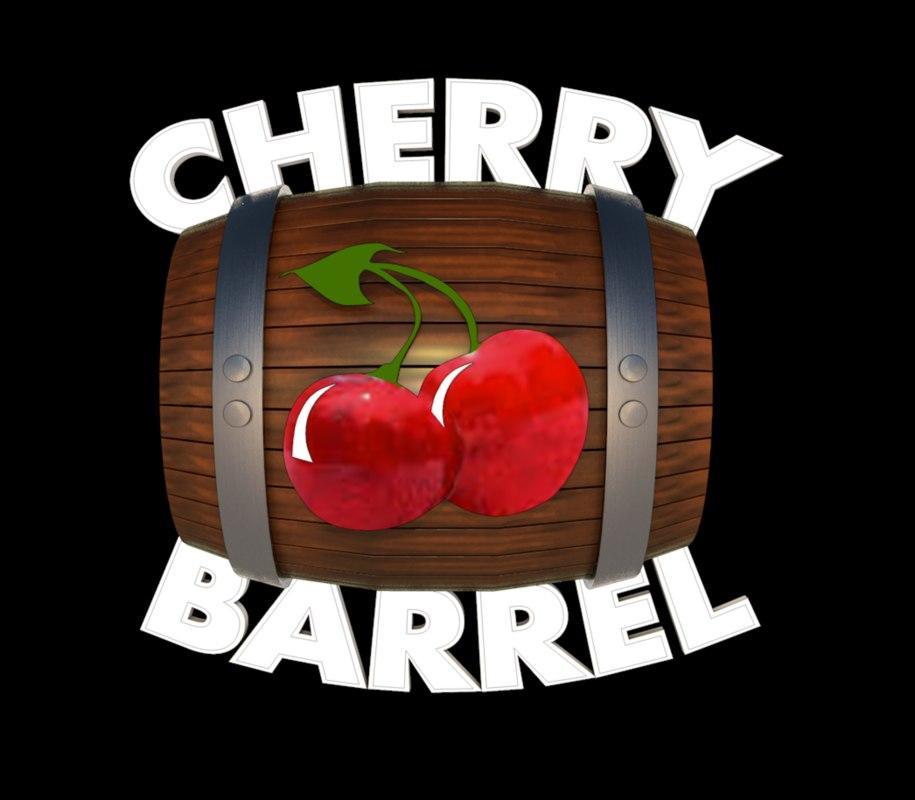 barrel 3D