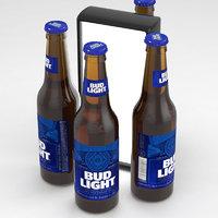beer beverage model