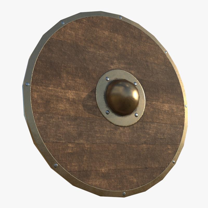 3D parma shield