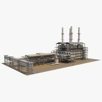 3D industrial module