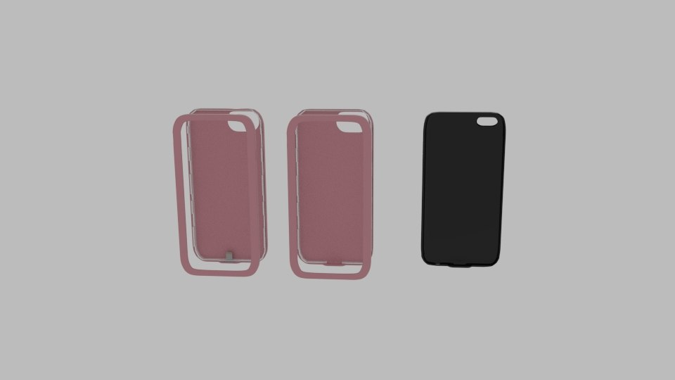 3D ch phone cases