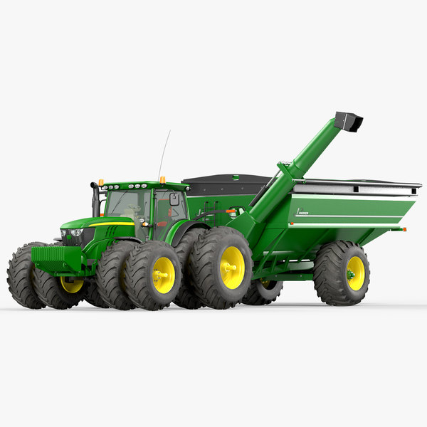 utility tractor grain cart model