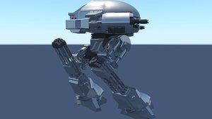 robocop model