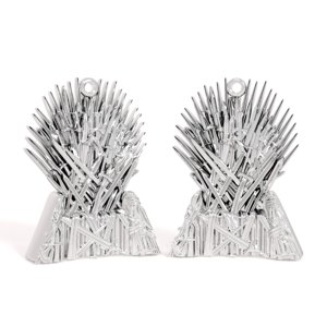 pendant iron throne 3D