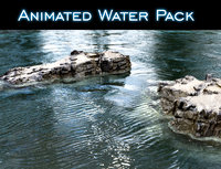 Animated Water Pack