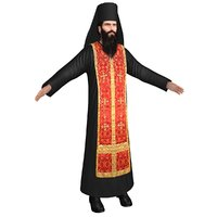 orthodox priest 3D model