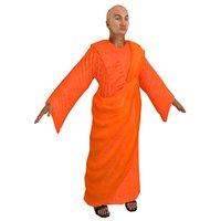 buddhist ready model