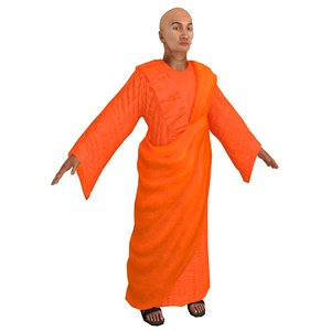 buddhist ready model