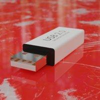 USB memory