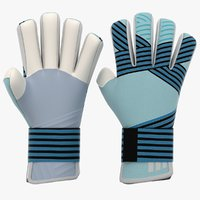 3D new keeper glove