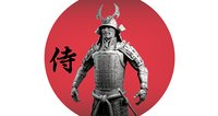 3D model japan samurai
