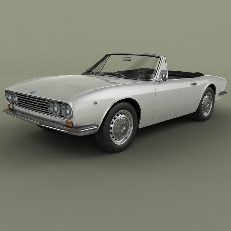 3D model 1967 osi 20m ts