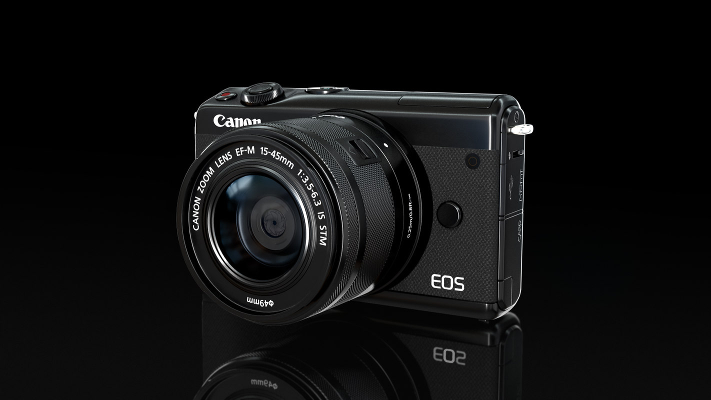 canon eos m100 model