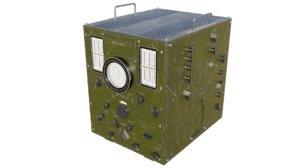 3D ww2 communication model