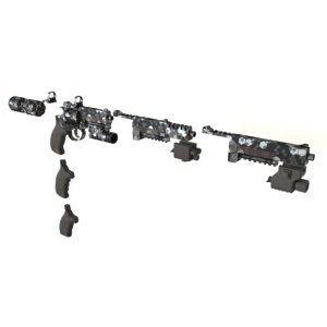 handgun mp-412 gun model