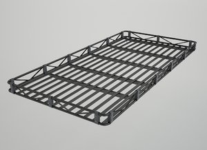 roof rack 3D