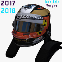 vergne helmet e model