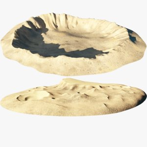 moon ground set model
