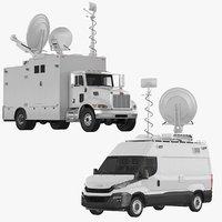 3D tv truck