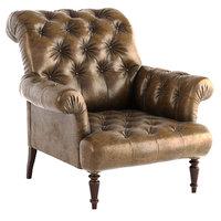 3D chair designer pbr model