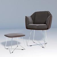 Chair Rolf Benz 641