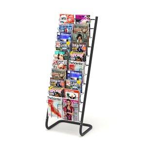 3D - magazine
