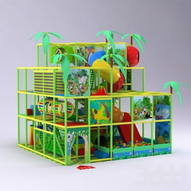 3D children toy