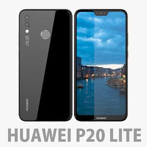 huawei p20 lite model