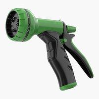 garden trigger nozzle 3D