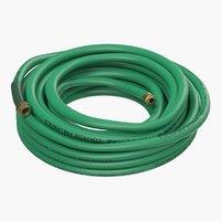 3D garden hose model