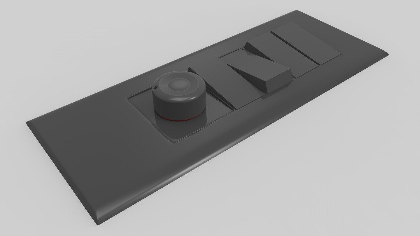 3D switch board