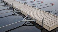 pier docks 3D model