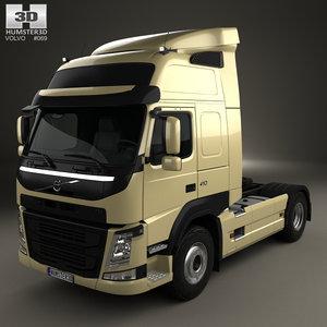 fm 410 2013 3D model