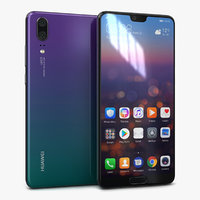 huawei p20 twilight model