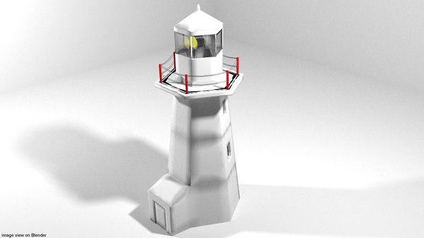 3D 1 light