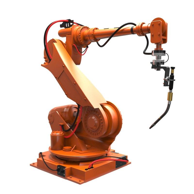 3D robot manipulator