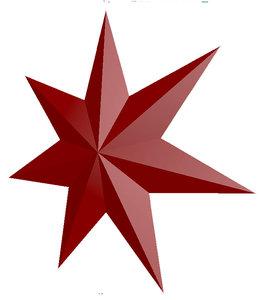 star 7 3D model