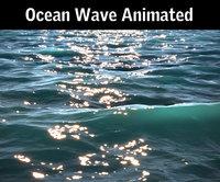 ocean wave 3D