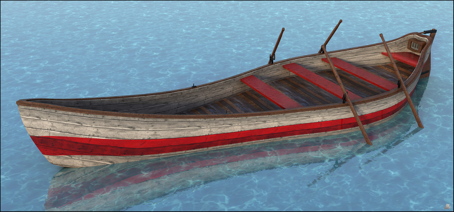 3D vehicle watercraft