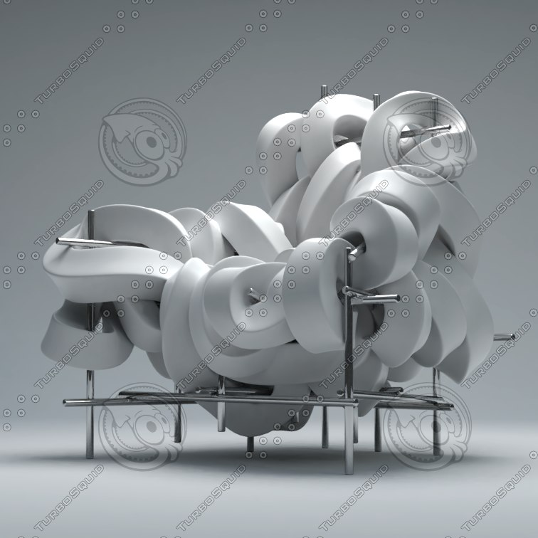 3D lawless chair design