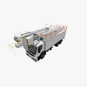 deicer elephant beta 3D model