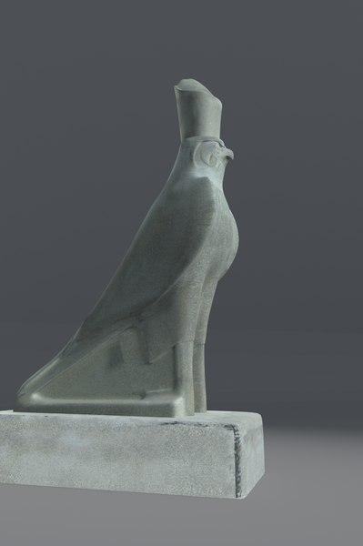 horus god egypt 3D model