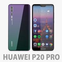 Huawei P20 Pro Twilitght