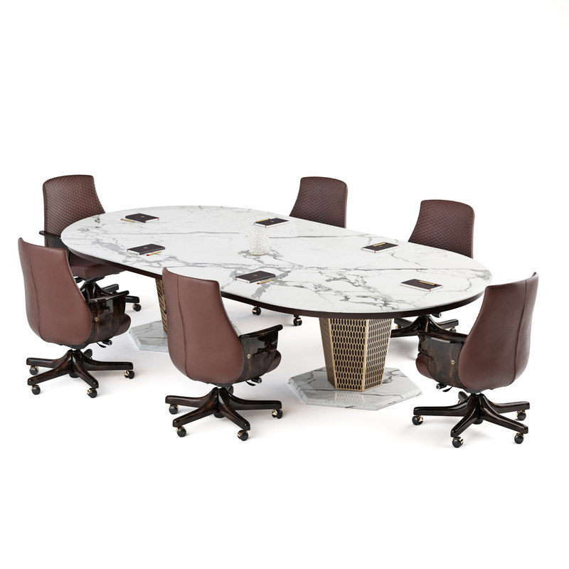 3D set turri table
