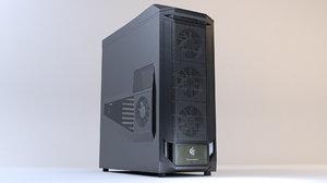 cooler master sgc-5000-kkn1 3D