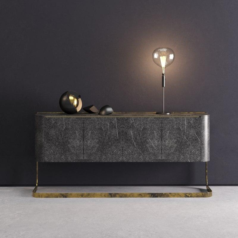 sideboard lamp model